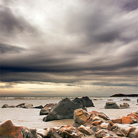 Buy canvas prints of Koekohe Beach by Stephen Mole