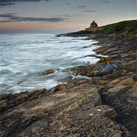 Buy canvas prints of The Old Bathing House by Martin Appleby