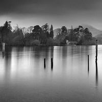 Buy canvas prints of Derwent Water by Martin Appleby