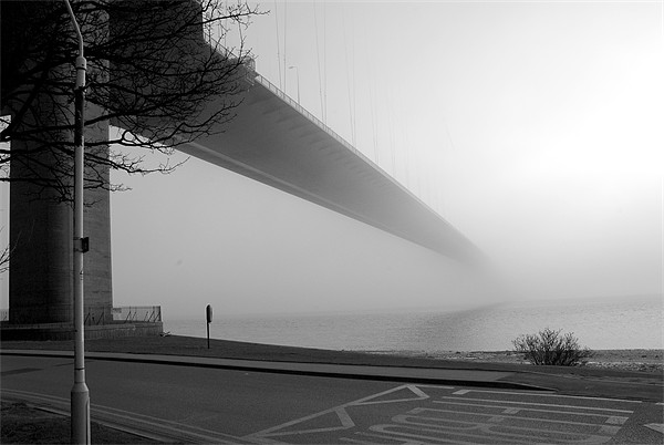 Bridge to ... Canvas print by Charlie Gray LRPS