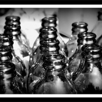 Buy canvas prints of bring a bottle or two! by rachael hardie