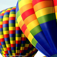 Buy canvas prints of Balloons by Rob Hawkins