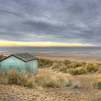 Buy canvas prints of Old Hunstanton by Mike Sherman Photography