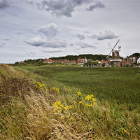 Buy canvas prints of Cley Mill by Paul Macro