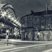 Buy canvas prints of Doon The Quayside by Toon Photography