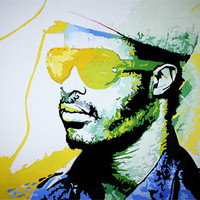Buy canvas prints of Stevie's Wonder-ful by Toon Photography