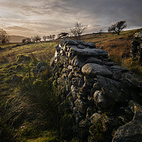Buy canvas prints of Early Stonewall by Simon Wrigglesworth