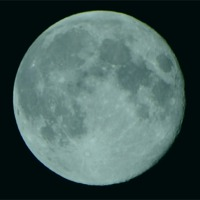 Buy canvas prints of Blue Moon August 2013 by Paul Leviston