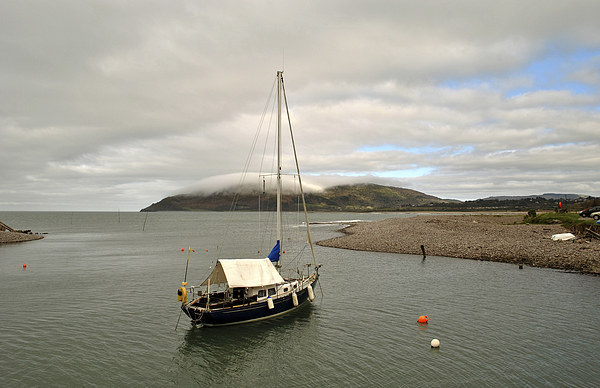 Porlock Bay Canvas Print by graham young
