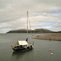 Buy canvas prints of Porlock Bay by graham young