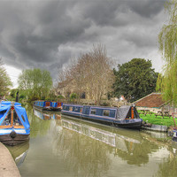 Buy canvas prints of Before the Storm by Nicola Clark