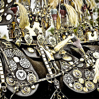 Buy canvas prints of Brasses Galore by tony golding