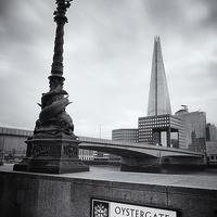 Buy canvas prints of Shard, London by Dave Turner