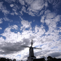 Buy canvas prints of old mill by lucy dawson