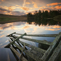 Buy canvas prints of Perthshire... by David Mould