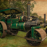 Buy canvas prints of Old Timers by Ian Jeffrey