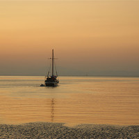 Buy canvas prints of Setting Sail by Mark Hobson