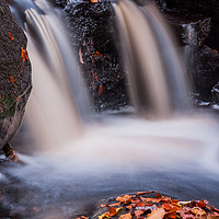 Buy canvas prints of Padley Gorge by James Grant