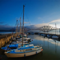 Buy canvas prints of Bridge View by Stuart Jack