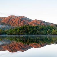 Buy canvas prints of Calm Reflection by Stuart Jack