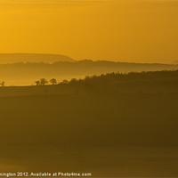 Buy canvas prints of Morning view from Beacon Hill by Pete Hemington