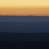 Buy canvas prints of Dartmoor on the Horizon by Pete Hemington