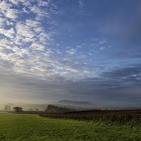 Buy canvas prints of Mid Devon View by Pete Hemington