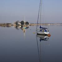 Buy canvas prints of  Exe Estuary by Pete Hemington