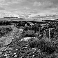 Buy canvas prints of Bodmin Moor by Pete Hemington
