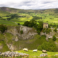 Buy canvas prints of Hope Valley by Darren Burroughs
