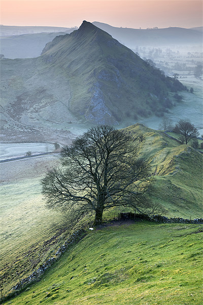 Parkhouse Hill Canvas print by Steve Glover