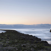 Buy canvas prints of Perch Rock - New Brighton Lighthouse by Steve Glover