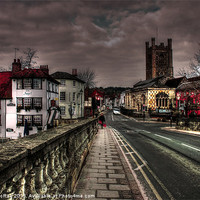 Buy canvas prints of Henley-on-Thames by Doug McRae