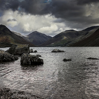 Buy canvas prints of Wastwater by Sean Wareing