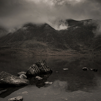 Buy canvas prints of  The Devils Kitchen by Sean Wareing