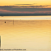 Buy canvas prints of Whitstable Sunset by Dawn O'Connor