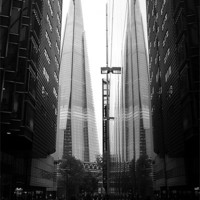 Buy canvas prints of Shard London by Dawn O'Connor
