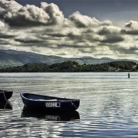 Buy canvas prints of Loch Lomond by Sam Smith