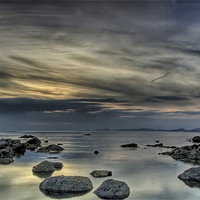 Buy canvas prints of North shore by Sam Smith