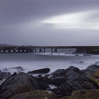 Buy canvas prints of Jetty by Sam Smith