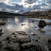 Buy canvas prints of Loch Lomond by Sam Smith