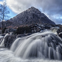 Buy canvas prints of Buachaille Etive Mor by Sam Smith