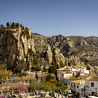 Buy canvas prints of Guadalest by Sam Smith