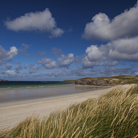Buy canvas prints of Durness Beach by Thomas Schaeffer