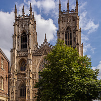 Buy canvas prints of York Minster by Thomas Schaeffer