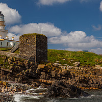 Buy canvas prints of Fraserburgh Lighthouse by Thomas Schaeffer