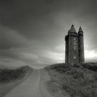 Buy canvas prints of Enchanted Tower by pauline morris