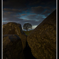Buy canvas prints of Giant's Ring by pauline morris