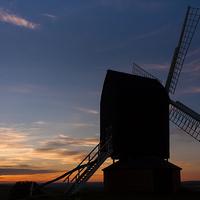 Buy canvas prints of Brill Windmill by Danny Callcut