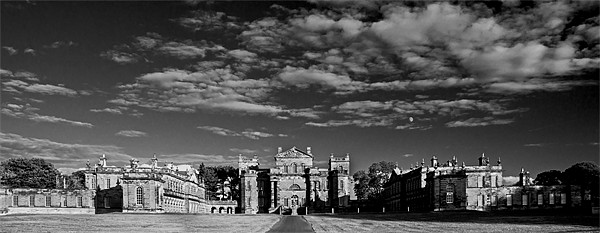 Seaton Delaval Hall Framed Print by Paul Appleby